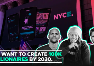 Fintech NYCE And Digital Media Pioneer Danny Cortenraede Launch Fund To Issue $500M+ In Real Estate Through New App: 'We Want To Create 100,000 First-Time Real Estate Investors'