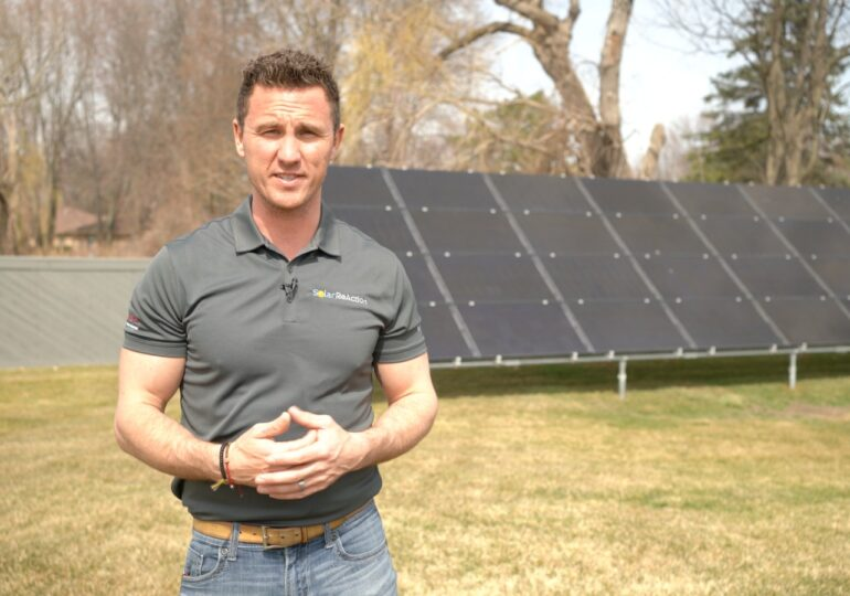 Jeremiah Campbell: Paving The Path To A Brighter Future For His Community And Team, Utilizing The Power Of Solar Energy