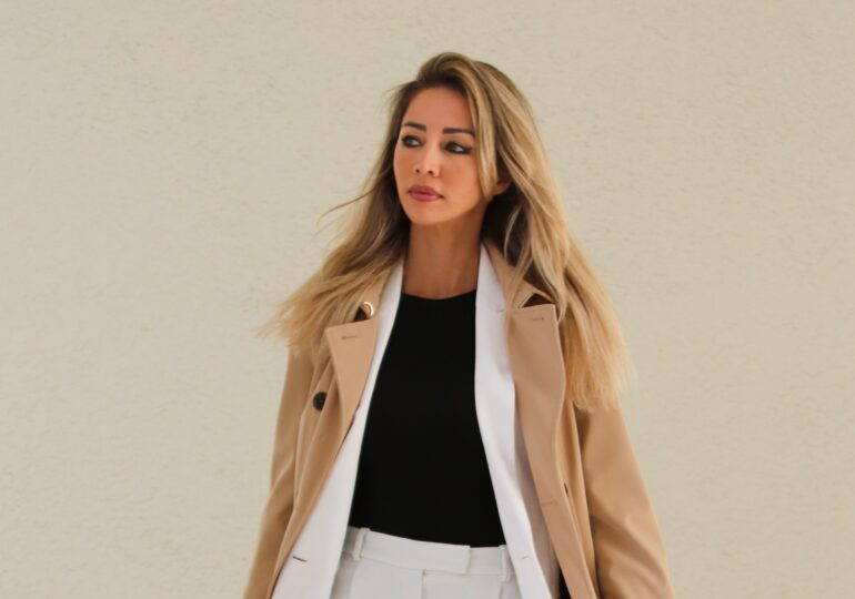Glam and Brains, Follow Her Journey Combining a 13-Year Career in Telecommunications Industry and a Rising Career as a Travel and Fashion Blogger